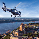 Take to the sky for exhilarating rides with GoHelico