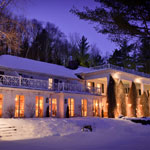 Experience the magic of North Hatley at Manoir Hovey